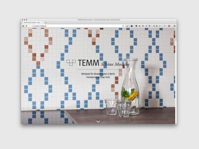 Schöne Mosaike